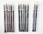 12 x NYC Showtime Velvet Eyeliner Pencils | 3 shades | Wholesale Job Lot